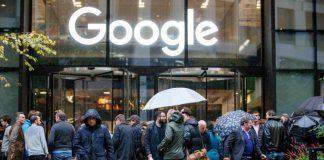Ni Google se salva. Empleados protestan contra acoso sexual en la empresa