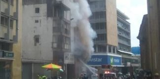 Explosión sacude Fiscalía de Cali, Colombia