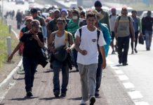 llegan-integrantes-de-la-caravana-migrante-a-monterrey