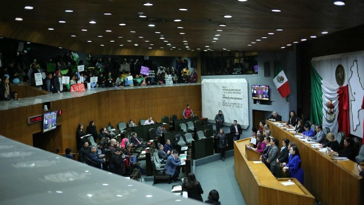 Penalización del aborto en Nuevo León