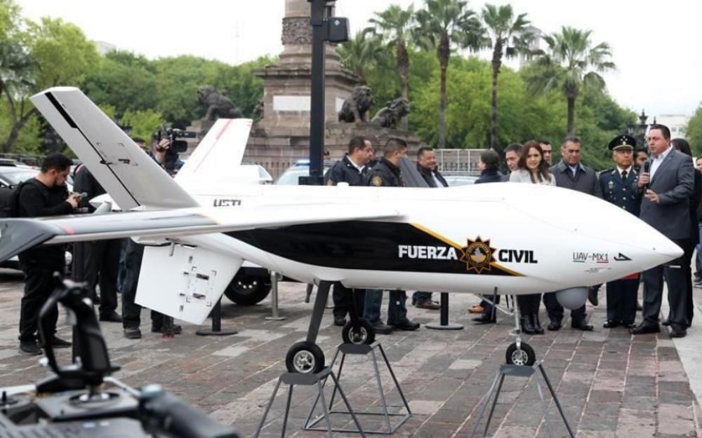 Dron-bronco-seguridad