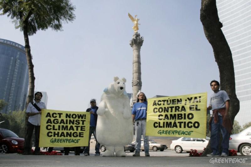 Contaminación en México - Greenpeace