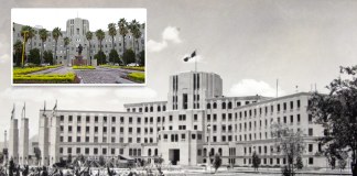Inauguración Hospital Civil: 171 años salvando vidas