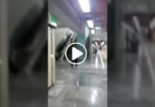 """Captan gritos de un """"niño fantasma"""" en el metro de Monterrey"""
