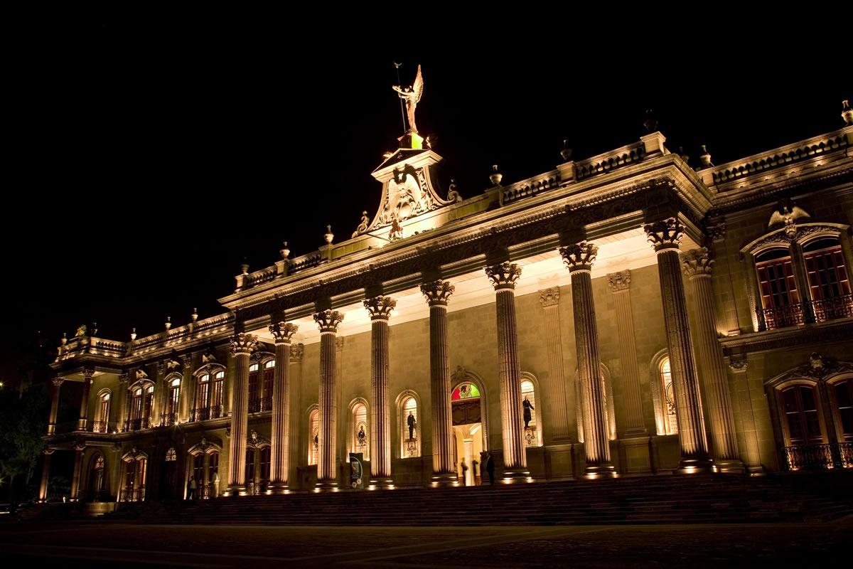 palacio de gobierno de nuevo leon