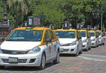 Taxistas anuncian paro
