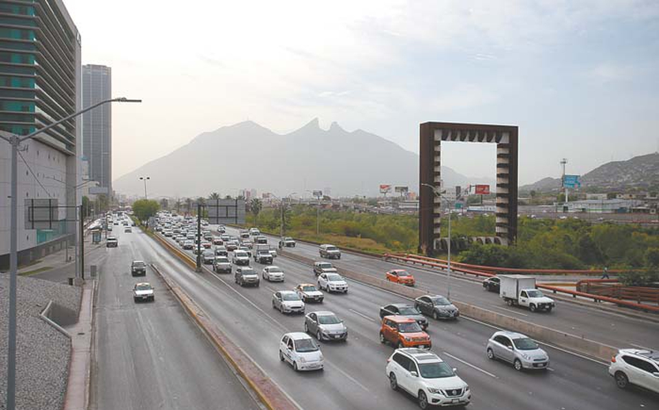 ¡Otra vez! Nuevo León con mala calidad del aire