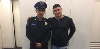 ¡Aplausos! Policía devuelve más de 51 mil pesos a su dueño