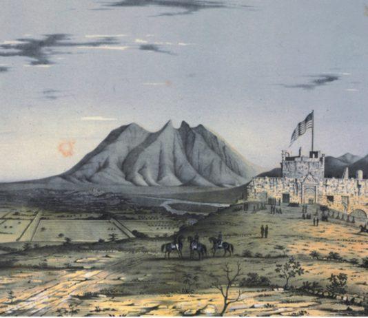 palacio-obispado-bandera-estados-unidos-invasion
