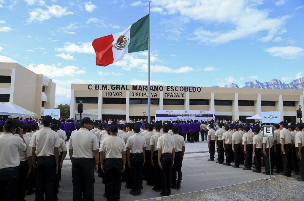 Colegio Militarizado de Bachilleres