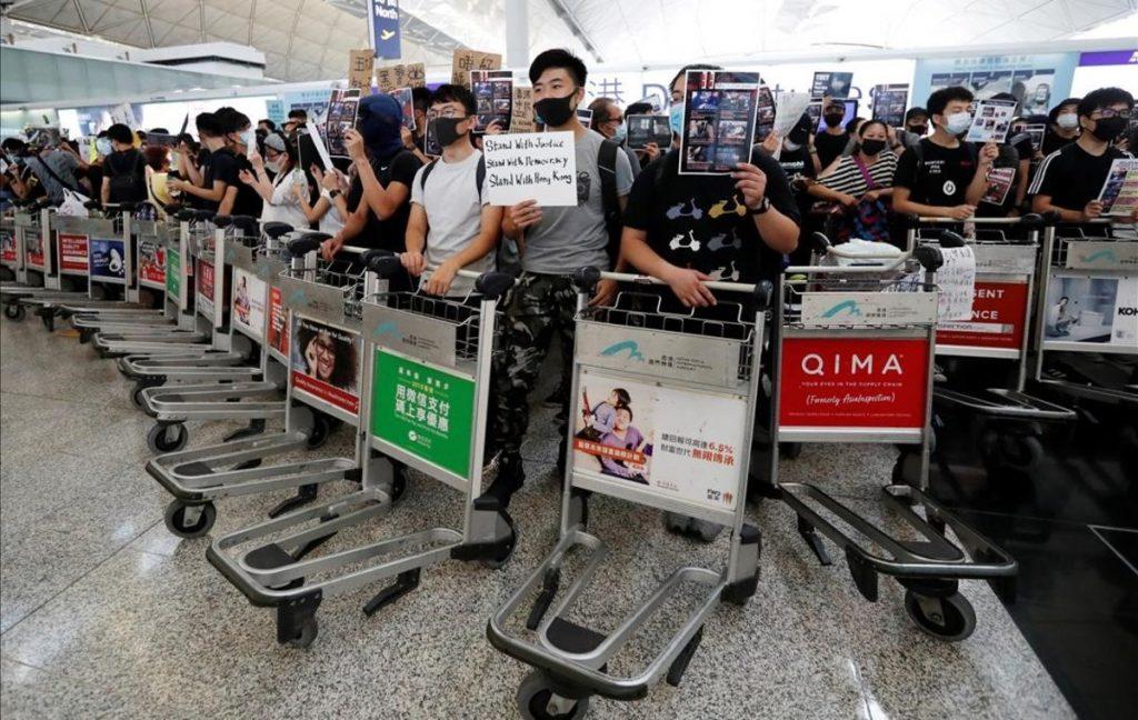 HONG KONG-CHINA-aeropuerto