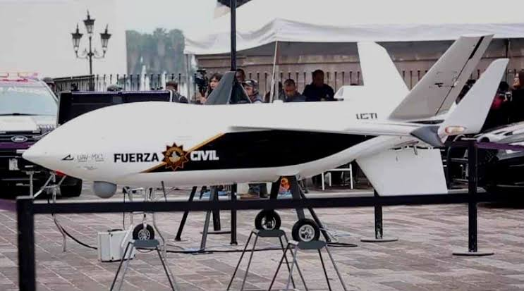 bronco-dron