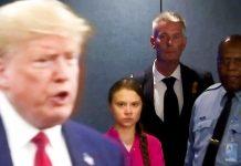 Greta-thunberg-Trump