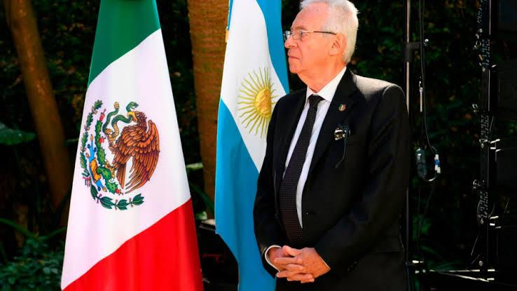embajador de mexico en argentina