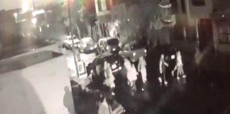 video-policias-apodaca-pelea-vecinos-ano-nuevo