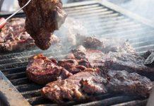 carnes asadas parrilladas contaminacion contingencias