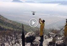 dron-incendio-proteccion-civil