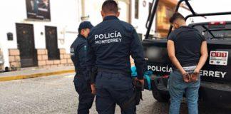 policia de monterrey nuevo leon abusos policiales