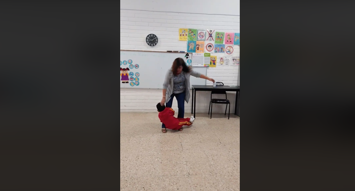 video curso secuestro kinder
