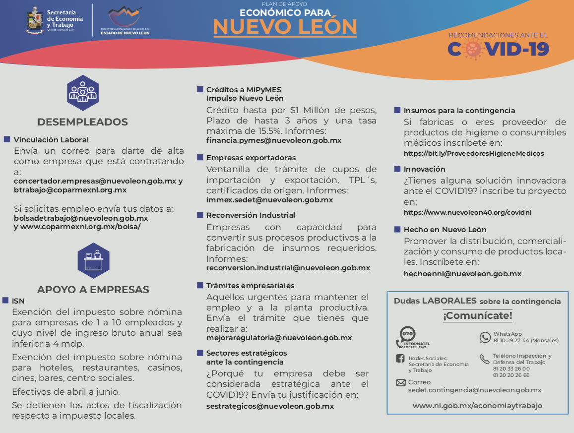 nuevo leon coronavirus