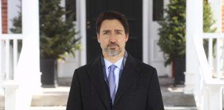 Justin Trudeau envía mensaje emotivo a los canadienses