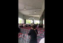 (Video) Reportan compras de pánico en el estado por temor al COVID-19