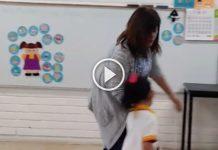 Video intento secuestro kinder nuevo leon curso (1)