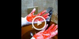 como lavarse las manos