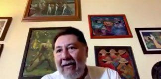 Medidas para prevenir COVID-19 son una exageración: Fernández Noroña
