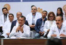 Nuevo León crea fideicomiso contra coronavirus