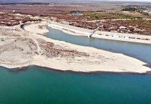 presa cerro prieto agua