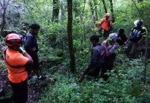 Realiza Protección Civil rescate en el Cerro de la Silla