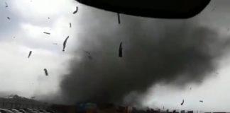 ¡Alerta! Pronostican formación de más tornados en Nuevo León