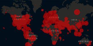 Casos de COVID-19 rompieron la barrera de los 5 millones en el mundo
