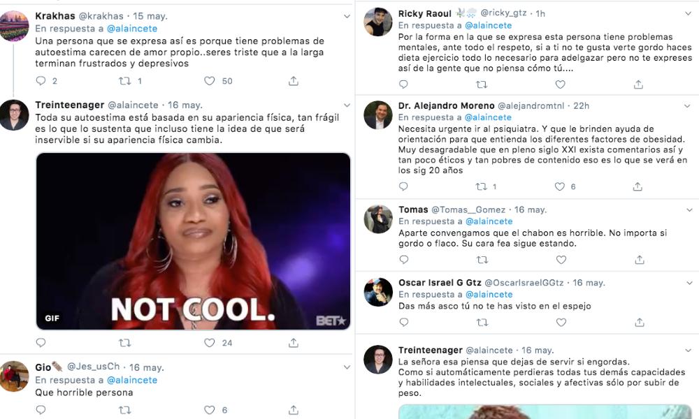 chef mauri indigna en redes sociales