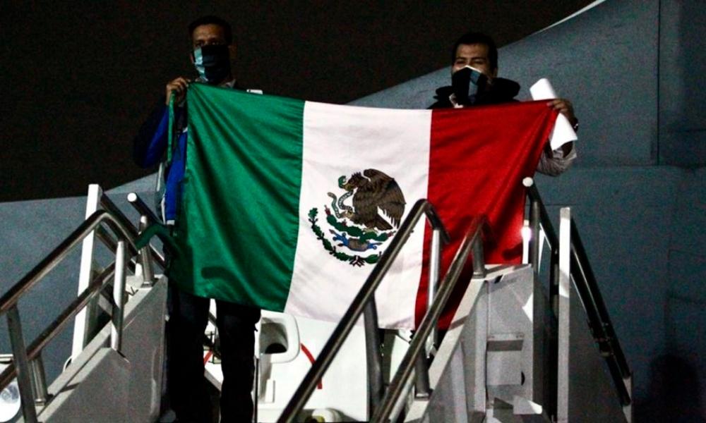 Retornan a México 12 mil connacionales varados