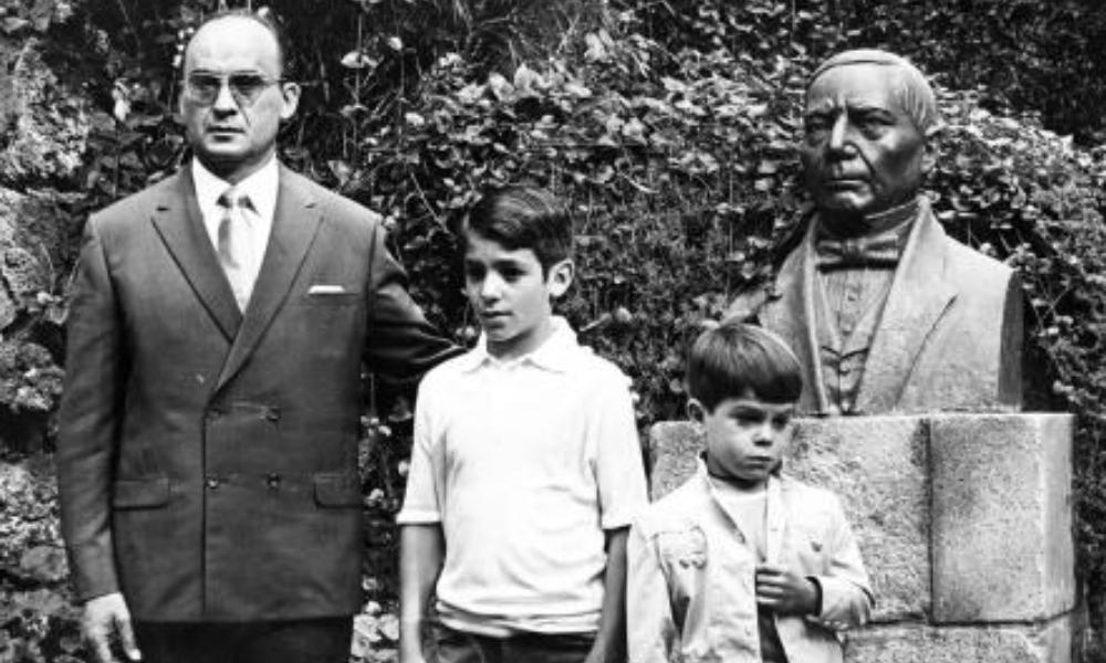 Se suicida hijo del expresidente Luis Echeverría