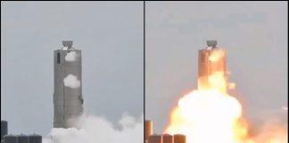 ¡En llamas! Explota prototipo Starship SN4 de Space X