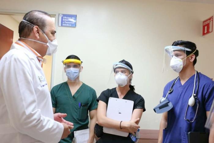 hospital universitario visitas