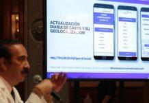 Lanza NL app para rastrear casos de COVID-19