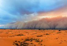 ¡Alerta! Nube de polvo del Sahara llega hoy a México