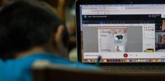 ¿Próximo ciclo escolar en línea?