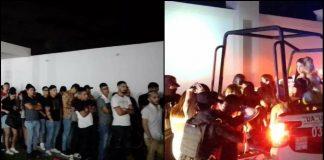Se les acabo la fiesta: Arrestan a 152 jóvenes por no respetar contingencia