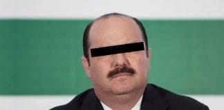 Arrestan a César Duarte en Estados Unidos