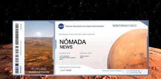 Así puedes enviar tu nombre a Marte