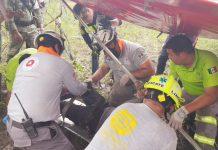 Fallece persona tras desplomarse su avioneta en Cadereyta