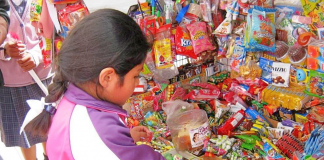 Oaxaca comida chatarra