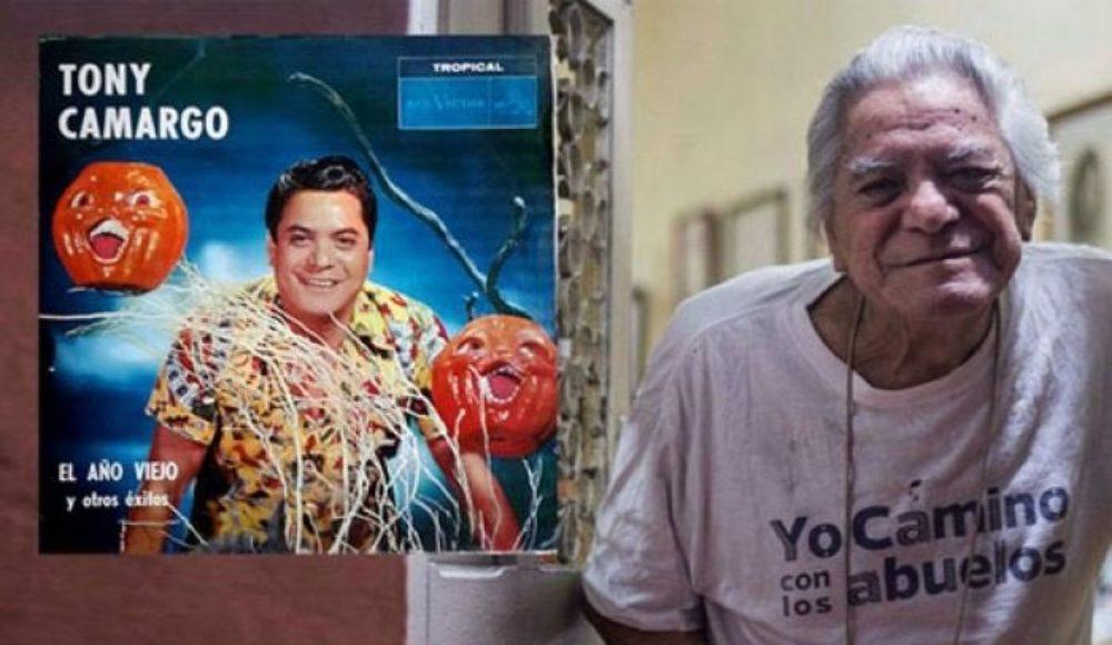 """Fallece Tony Camargo, interprete de """"El año viejo"""""""