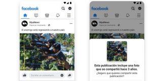¿Lo que publicas es falso? Facebook estrena función para avisarte
