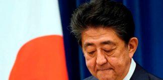 Por problemas de salud, renuncia primer ministro de Japón